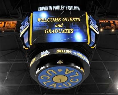 New Pauley Commencement
