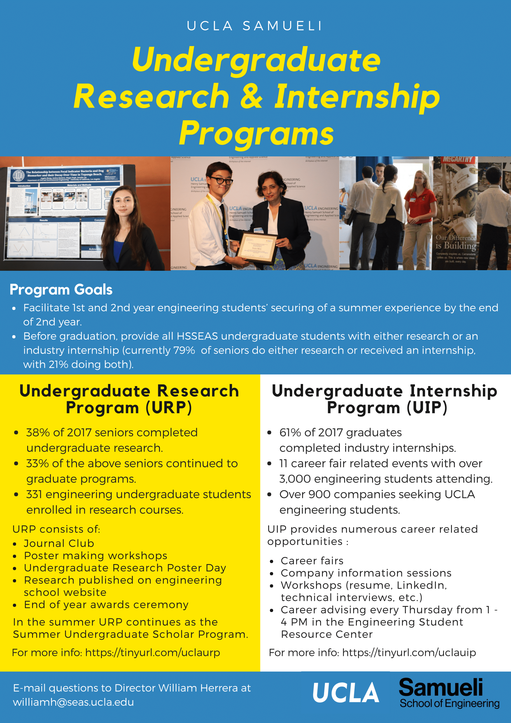 undergraduate internship program oasa UCLA Health Logo